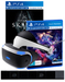 PlayStation VR, $429.00 with Camera, VR Worlds and Skyrim @ EB Games