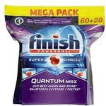 Finish Auto Dishwasher Quantum Tabs 80 (2 for $35 Delivered) @ The Warehouse