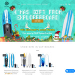 15% off Sitewide Inflatable Stand up Paddle Boards Package (Starting from US $527 / $783NZD) at Explorerboards
