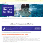 Jetstar Return for Free [AKL to SYD- $194] [AKL to Gold Coast - $205]