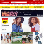 $5 off $50, $12 off $100, $25 off $150 Spend @ The Warehouse