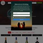 $15 off $80 Spend on Rose Wine & Craft Beer @ DrinkSpy