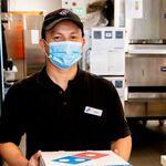 Free Pizza @ Dominos