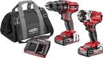 Ozito Power X 18V Cordless Drill Driver and Impact Drill Combo $159 @ Bunnings (Was $198)
