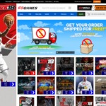 Free Shipping @ EB Games