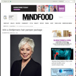 Win a Bettjemans Hair Pamper Package from Mindfood