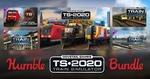 [PC, Steam] Train Simulator'20 Bundle  $1 USD (~$1.54 NZD) / BTA $5.29 USD (~$8 NZD) / Tier 3 $12 USD (~$19 NZD) @ Humble Bundle