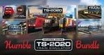 [PC, Steam] Train Simulator'20 Bundle  $1 USD (~$1.54 NZD) / BTA $5.29 USD (~$8 NZD) / Tier 3 $12 USD (~$19 NZD) @ Humble Bundle