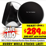 Harman/Kardon Nova Wireless Speakers $289.60 Save $110 @ JB Hi-Fi