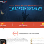 WinX DVD Copy Pro Halloween Giveaway - Free Download in PC till 11/2