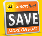 10c/Litre off @ BP & Caltex with AA SmartFuel