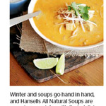 Win a Hansells All Natural Soups Prize Pack from The Dominion Post