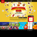 2x Small Big Mac Combos $10 @ McDonald's Via App