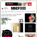 Win 1 of 3 Elizabeth Arden My Fifth Avenue Gift Sets from Mindfood