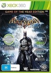 [XBOX 360] Batman: Arkham Asylum Game of The Year Edition $5 @ Mighty Ape