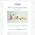 Win a Vegan Beauty Pack Worth $301.70 from Lovatts Media