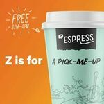 Free Hot Drink Inc Coffee, Hot Chocolates and Tea 3pm-4pm @ Z Energy