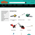 Up to 35% off Outdoor Tools @ The Tool Shed (+ Price Matches via Bunnings / Mitre 10)