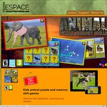 Kids Animal Puzzle and Memory Skill Game - FREE (Normally $2.49) - iOS, Android, Mac, Windows