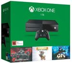Xbox One 1TB Holiday Console Bundle - $484 @ The Warehouse