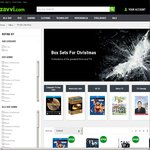 Zavvi - Extra 10% off Blu-ray boxsets, BBC Planet Earth £9.99 (~$20) Delivered