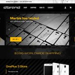 30% Off All dbrand Skins