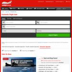 $10 off Air NZ Domestic Flights @ Webjet.co.nz
