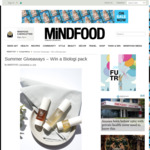 Win a Biologi Pack (Worth $242.85) from Mindfood