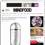 Win 1 of 2 Elizabeth Arden SUPERSTART Skin Renewal Boosters from Mindfood
