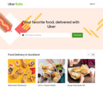 Free McDonald's Delivery with UberEATS (When You Spend $30 or More)
