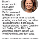 Win 1 of 2 Double Passes to Marina Bloom from The Dominion Post