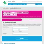 Free Lightbox for All Spark Broadband Customers