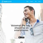 Free Touch Voicemail Pro Lifetime Subscription for First 1000 Android Users - Normally $13