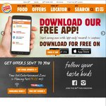 10 Nuggets for $3 + More @ Burger King (App Required)