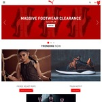 Upto PUMA 70% Clearance OFF Online
