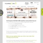 Win $5000 of Flooring, $1000 Homewares Voucher, $500 Interior Decorating Voucher, $250 Paint Voucher from Flooring Xtra