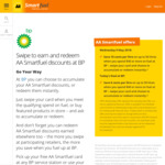 10c/Litre off Fuel @ Caltex & BP with AA Smartfuel (Min Spend $40) Today 9/5