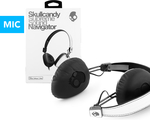 Skullcandy Navigator Headphones with Mic $12 (Usually $29, RRP $79) + Shipping @ Catch NZ