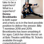 Win a Double Pass to Heroic from The Dominion Post (Wellington)