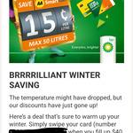$0.15/L off with SmartFuel @ BP