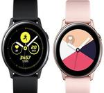 Win a Black + a Rose Gold Samsung Galaxy Watch Active (Worth $700) from Good Health