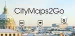 [Android/iOS] Free: City Maps 2Go Pro or Premium Offline Maps (Was $19.99/$26.99)