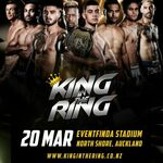 Win 2 Tickets for King in The Ring 8 Man Series  from Web 2 Printz