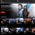 WWE Network - Free Streaming