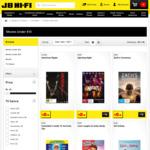 $0.98 DVDs/Blu-Ray @ JB Hi-Fi