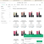 Karen Murrell Lipstick, $9.99 ea. (Was $31.99 ea) + $6.99 Shipping @ Once It (Presale)
