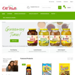 25% off Groceries @ Oll Mall New Zealand