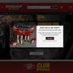 30% Off Century Batteries + Extra 5% Off Club Plus Members Click and Collect Orders (Friday Only) @ Supercheap Auto