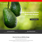 17% off Fresh Avocados @ Grower Outlet