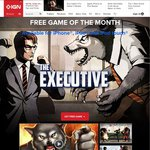 Free iOS Game (iPhone, iPad & iPod): The Executive (Usually $6.49) via IGN